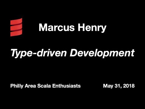 Marcus Henry Type