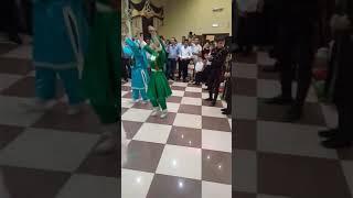 Лезгинка 15.08.2017 в хорезмской свадьбе