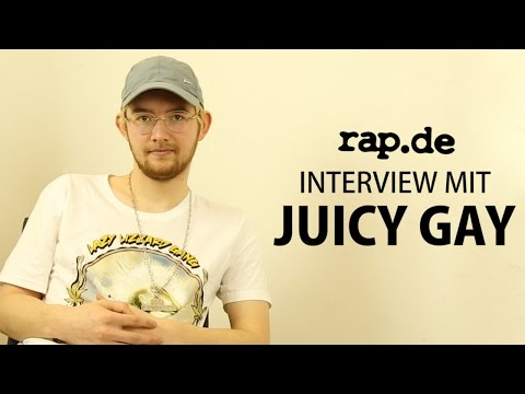 "Juicy Gay über ""HWG"", sein Schwulen-Image, GUDG, Labeldeals, u.v.m. 