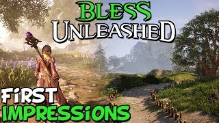 "Bless Unleashed First Impressions ""Is It Worth Playing?"""