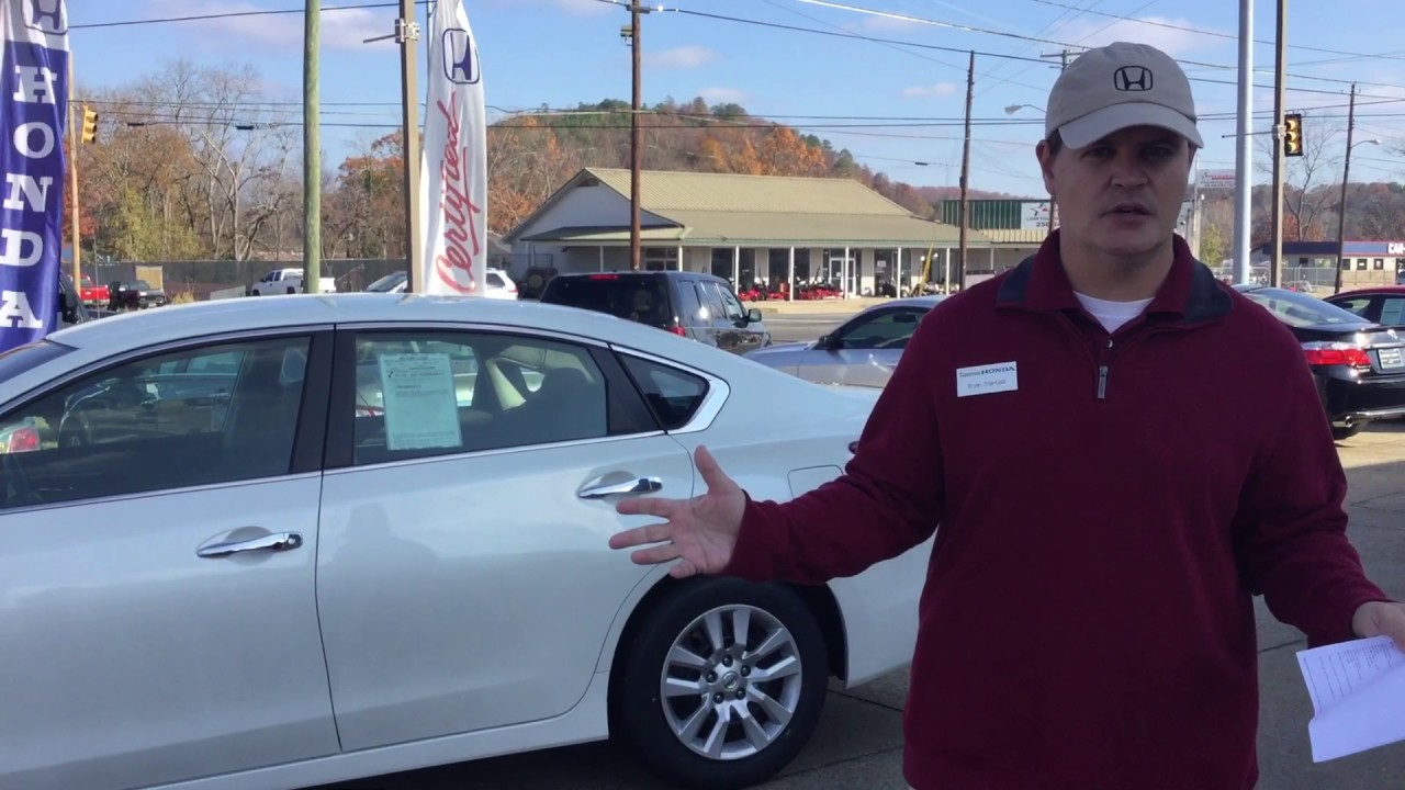 Good Used Inventory For Zina From Bryan Stanfield With Tameron Honda In Gadsden