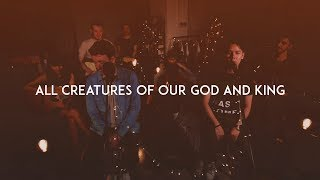 All Creatures Of Our God And King - Rivers & Robots (With Subtitles)
