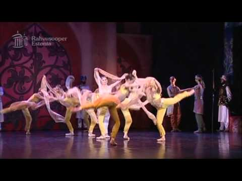 La Bayadère (Estonian National Ballet)