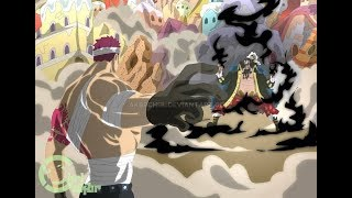 Katakuri vs Blackbeard - One Piece Special | Blackbeard pirates attacking big mom territory