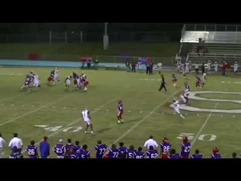 2017Junior campaign Jamal Brown Jr Capitol high school quarterback/Safety