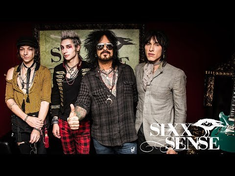 """Palaye Royale perform acoustic version of """"Get Higher"""" in the Sixx Sense Studio"""