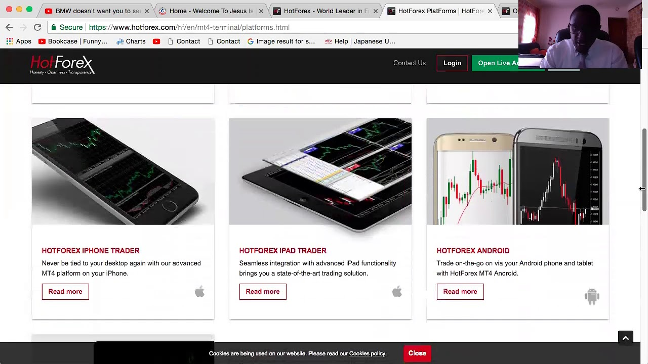 Hot forex cent account