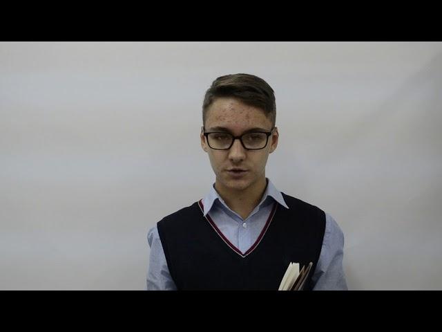 Изображение предпросмотра прочтения – АрсенийНовиков читает произведение «Бежит тропинка с бугорка» М.И.Цветаевой
