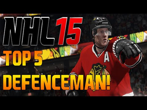 "NHL 15: PLAYER RATINGS ""TOP 5 DEFENCEMAN"" (My Thoughts)"