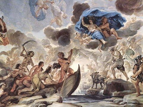Greek Mythology Gods - Apollo, Hermes, Artemis, Aphrodite, Poseidon, Demeter
