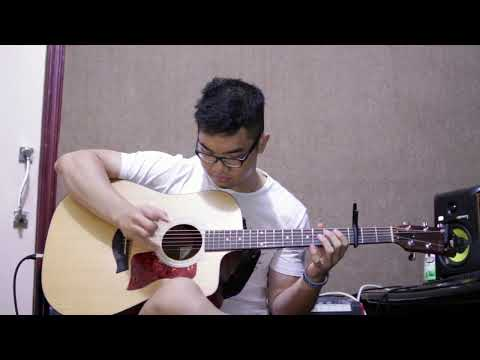 Cinta dan Rahasia Yura Yunita ft. Glenn Fredly (Acoustic Guitar Cover)
