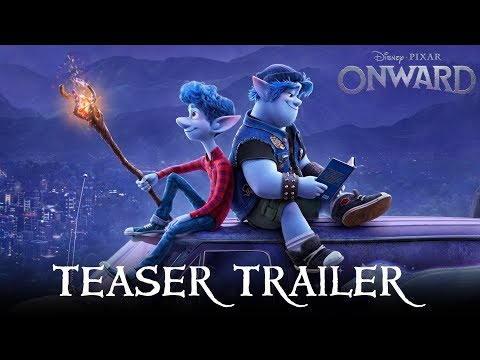 Onward Official Teaser Trailer
