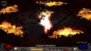 [My Playing Game] [Lv.92/Part 2.] Hydra Sorceress finding items. [Diablo 2 The Lord of Destruction.]