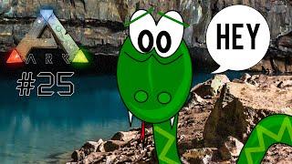 HÖHLENERKUNDUNG RELOADED - Let's Play ARK Survival Evolved #25   Indie Game