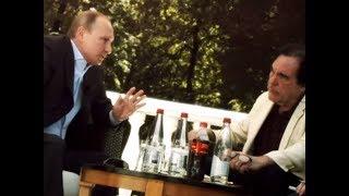 В США фильм Стоуна о Путине прошел незаметно