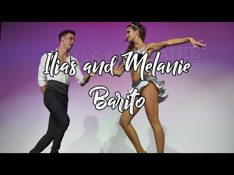Ilias & Melanie | Barito | 7th Greek Salsa Bootcamp 2016