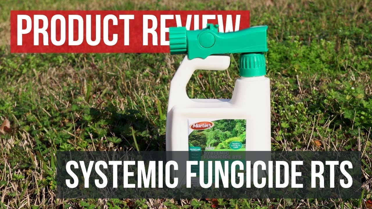 How to Use Systemic Fungicide RTS: Product Review
