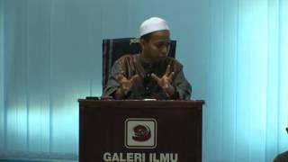 Ustaz Salman Maskuri - Tazkirah Ramadhan 2014 Part 3