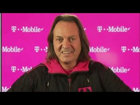 T-Mobile CEO on Samsung