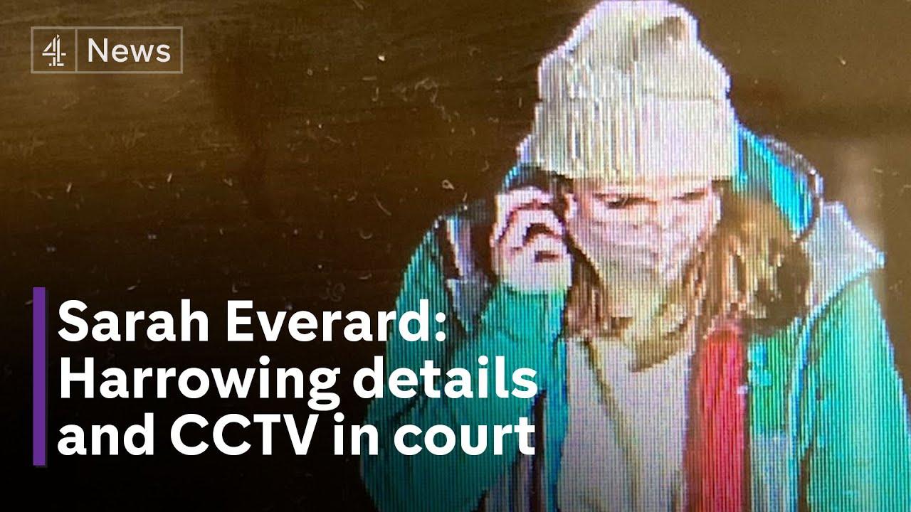 Sarah Everard murder: Wayne Couzens falsely arrested and ...