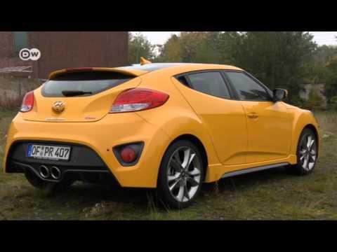 En la pr ctica Hyundai Veloster Al volante
