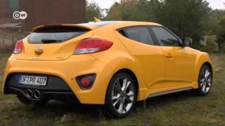 En la pr ctica Hyundai Veloster Al volante смотреть