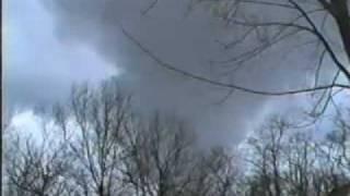 dangerous tornado hits my house
