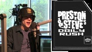 Jesse Eisenberg - Preston & Steve's Daily Rush
