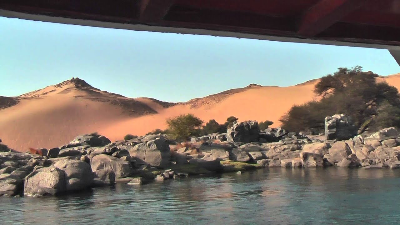 Beautiful Sailing Trip At The First Cataract In Aswan Egypt Youtube