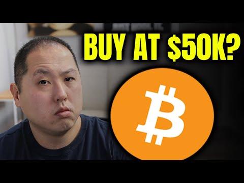 SHOULD YOU BUY BITCOIN AT $50,000?