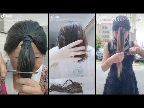 [ 抖音 ] trend cắt tóc mới của trung quốc