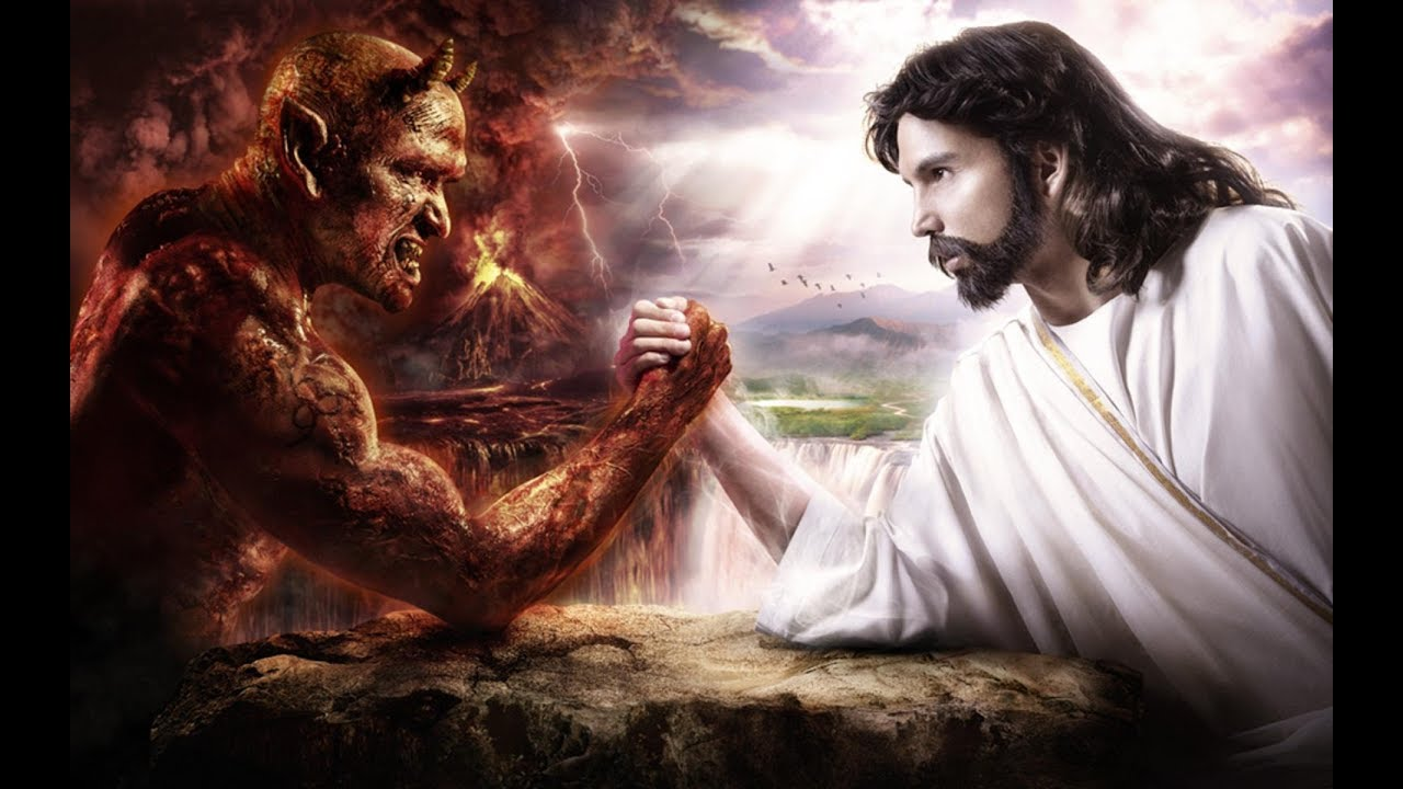 The most powerful secret on earth! So powerful both Jesus and Satan used it!
