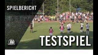 TuS Dassendorf - Hamburger SV (Testspiel)