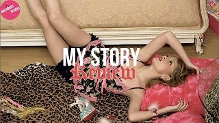 Gambar cover Ayumi Hamasaki (浜崎あゆみ) 'My Story'   Album Review