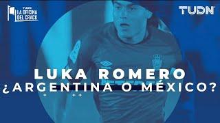 ¿Quién es Luka Romero? El 'Messi' mexicano I TUDN