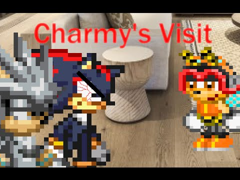 SSS show-Charmy's Visit
