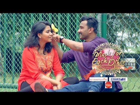 Made for each other Season 2 I Meet Rijin & Sreelakshmi I  Mazhavil Manorama