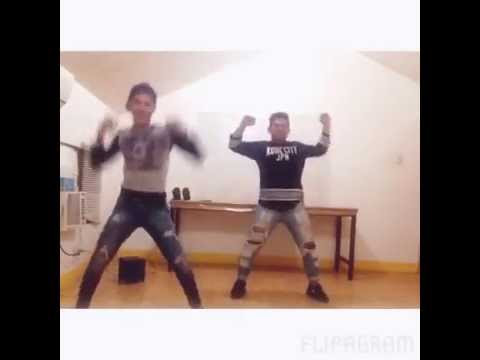 Dessert Dance Cover (Ceejay and Von) - Steps Inspired by MOCHA Girls