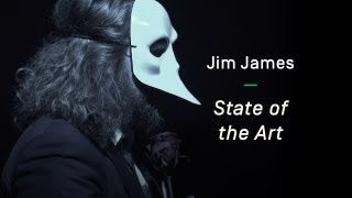 "Jim James performs ""State of the Art"" at Sleep No More"