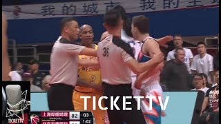 JIMMER FREDETTE AND STEPHON MARBURY GET INTO A SCUFFLE IN CHINA! (REACTION)