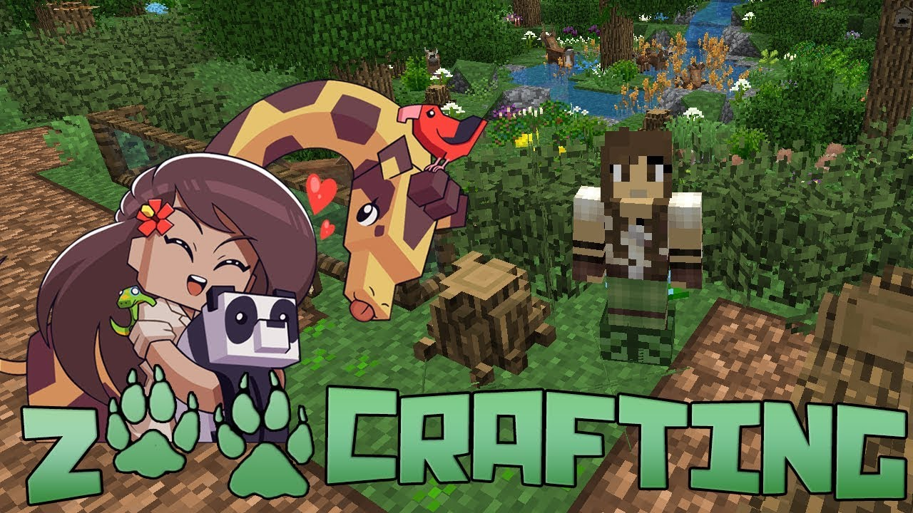 Download So Much To Do LIVE in the Zoo?! 🐘 Zoo Crafting: New Horizons - Episode #26