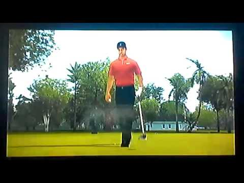 Tiger Woods PGA Tour 10: Bay Hill (4 Players & Full Hour Gameplay)