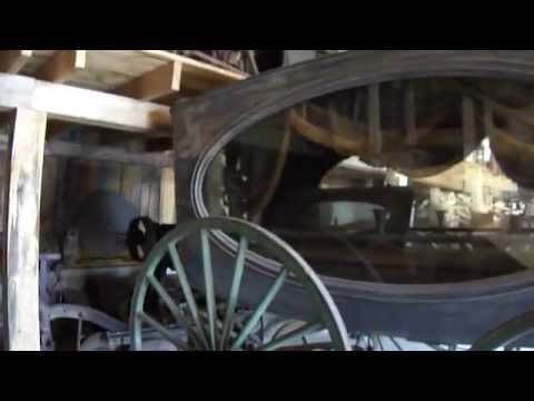 View This Horse Drawn Hearse & Antiques Shed