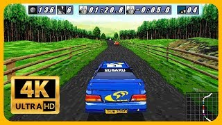 International Rally Championship 1997 - PC Gameplay in [ 4K 60FPS ] Childhood Memories