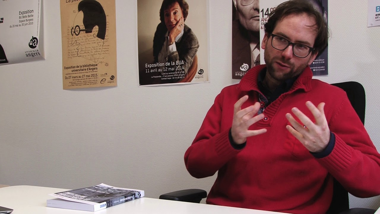 """#Podcast: Dr. Romain Robinet """"Jóvenes y Revolucionarios"""""""