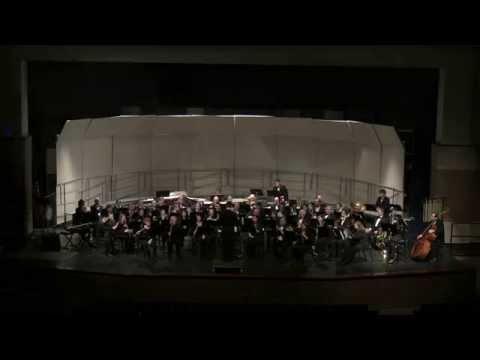 New York Wind Symphony, Suite from Nutcracker, Tchaikovsky