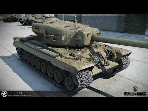 WoT Xbox: T30 Review!!!