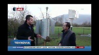 Rüzgar Gülü Hasan Kum - Teknovia