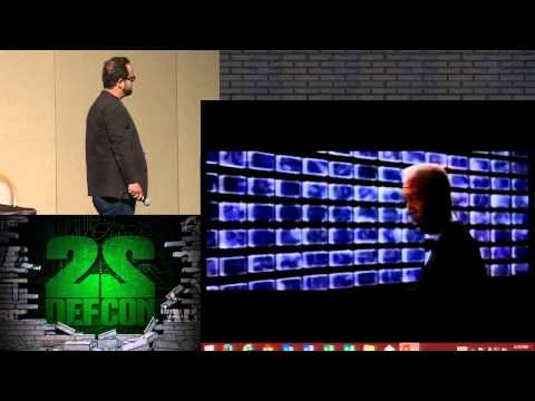DEF CON 22  Panel  Surveillance on the Silver Screen