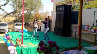 A to Z dance on republic day 2020